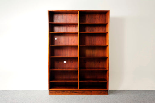 Mid-Century Modern Rosewood Bookcase For Hundevad - (317-081)