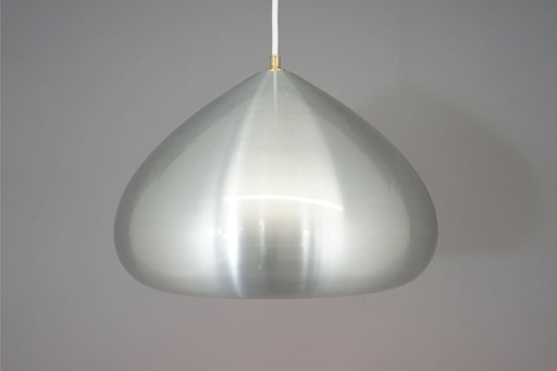 A Mid-Century Modern Ceiling Light With Aluminium Shade - (312-117.1)