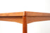 Mid-Century Modern Teak Side Table - (D752)