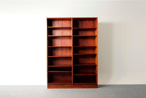 Scandinavian Rosewood Bookcase For Hundevad - (317-082)