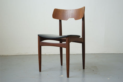 1 Scandinavian Chair Made With Teak - (315-014.7)