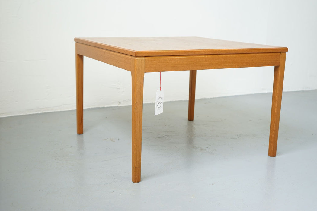 A Scandinavian Coffee Table Made With Teak For Sunn Expo Ltd - (D532)