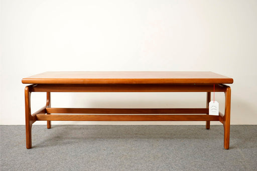 Scandinavian Teak Coffee Table - (316-149.1)