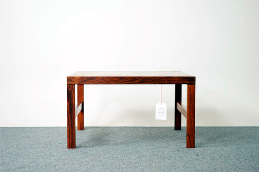 Scandinavian Rosewood Side Table - (316-004.1)