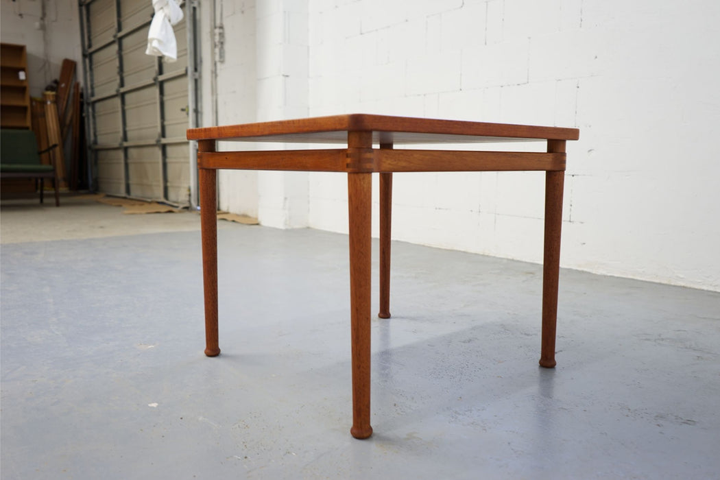 Vintage Modern Coffee Table Made With Teak - (D588)
