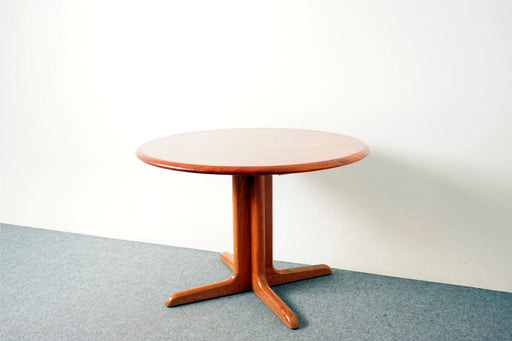Vintage Modern Solid Teak Dining Table - (D738)