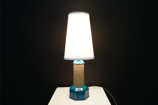 Vintage Modern Ceramic Table Lamp  - (314-186.6)
