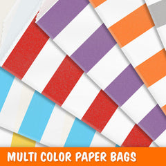 Multi Color Paper Bags