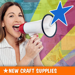 New Craft Supplies