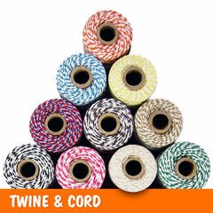 Twine and Cord
