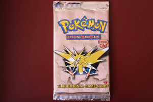 Booster Pokemon 1st Edition - Fossil 1999