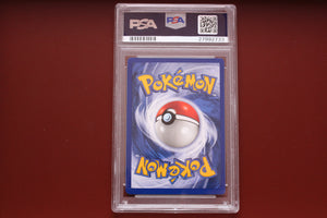 Carte Pokemon Mini-Draco Base Set 1999 1st Edition PSA