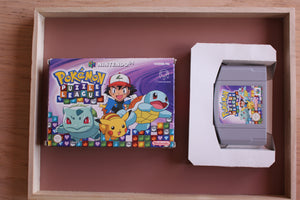 Nintendo 64 - Pokemon Puzzle League