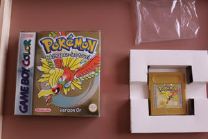 Gameboy - Pokemon Version Or