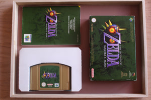 Nintendo 64 - The Legend of Zelda : Majora's Mask