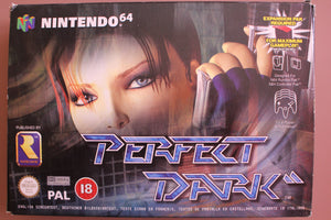Nintendo 64 - Perfect Dark