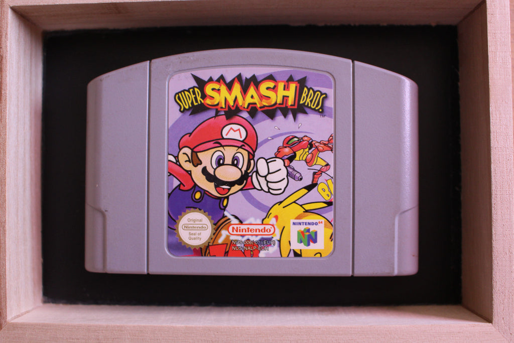 Nintendo 64 - Super Smash Bros