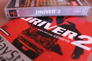 Playstation - Driver 2