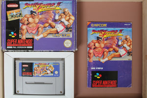 Super Nintendo - Street Fighter II Turbo
