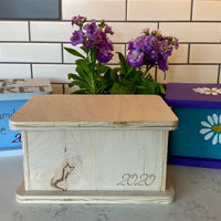 DIY Time Capsule/ Keepsake Box Kit