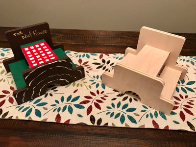 DIY Squirrel Picnic Table Kit