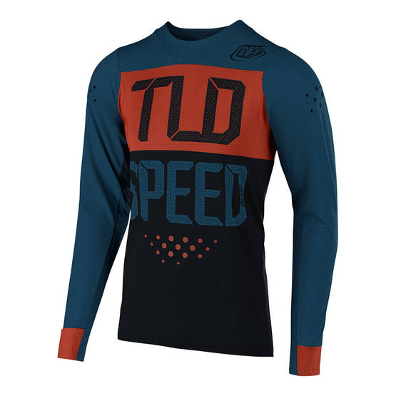 TLD SKYLINE AIR SPEEDSHOP LS JERSEY