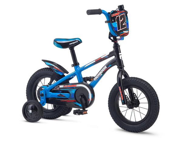 "Mongoose Lilgoose Boys 12"" Bike"