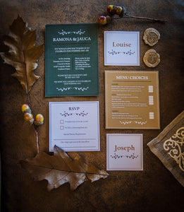 Wedding Invitations in Dover Kent