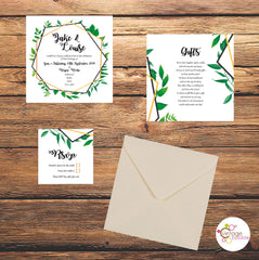 Wedding Invitation Design Kent