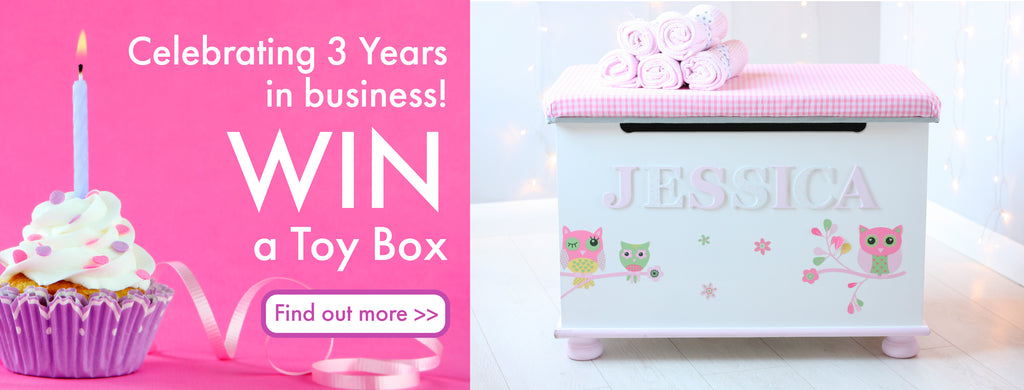 WIN a Toy Box