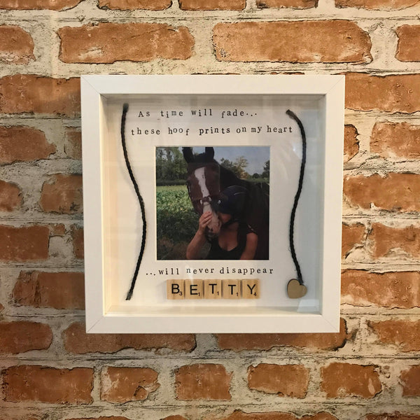 Pet Memory Photo Frame