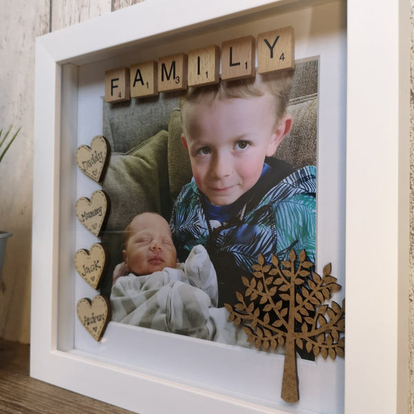 Personalised family gift
