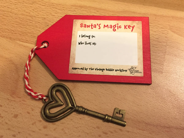 Santa's Magic Christmas Key