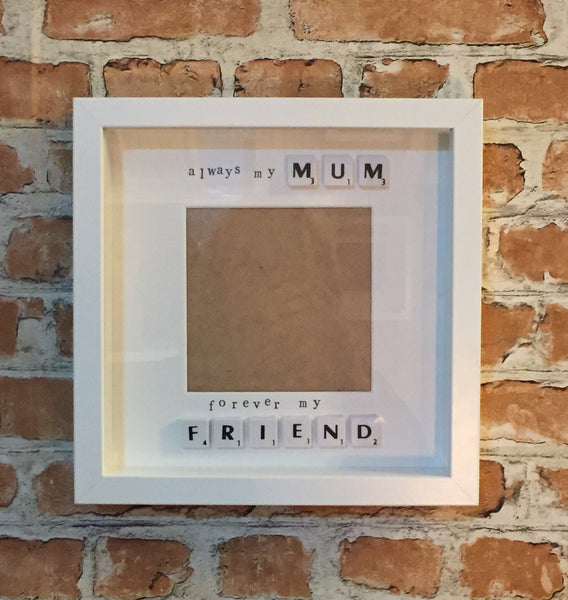 Mum Frame Mothers Day Gift
