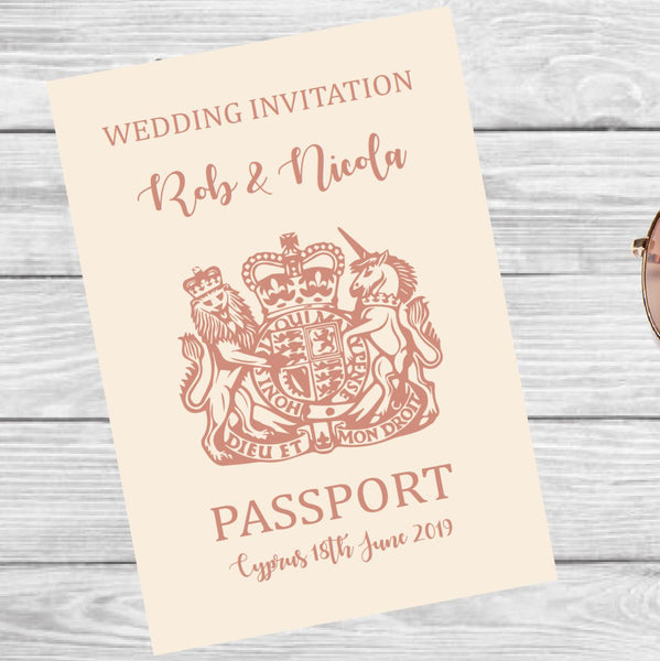 Passport invite kent