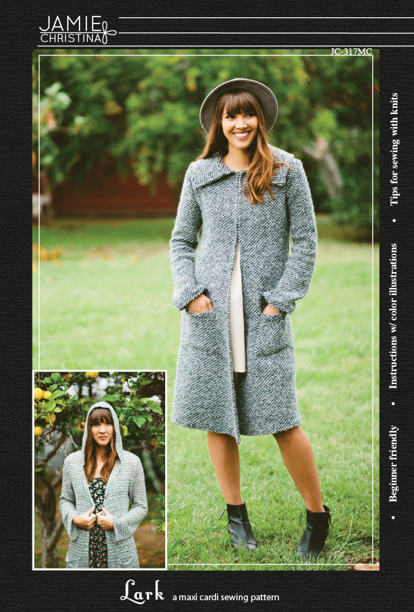 Lark sewing pattern