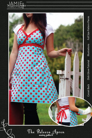 Palooza Apron sewing pattern