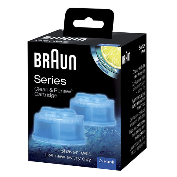 Braun CCR2 Series Clean & Renew Cartridge