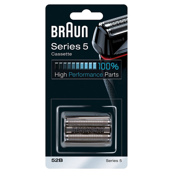 Braun 52B Series 5 Electric Shaver Replacement Foil & Cassette Cartridge