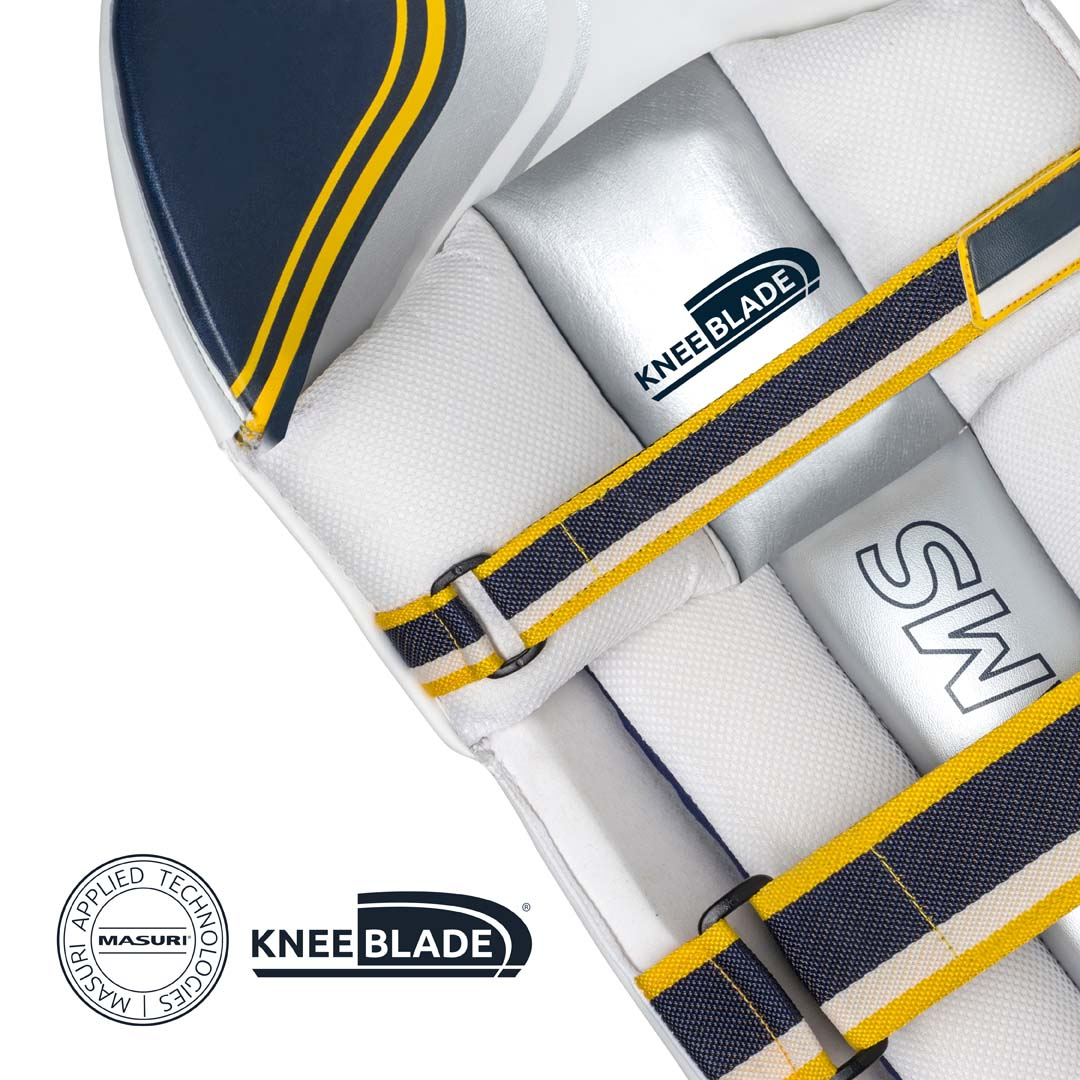 MASURI C LINE SENIOR BATTING PADS