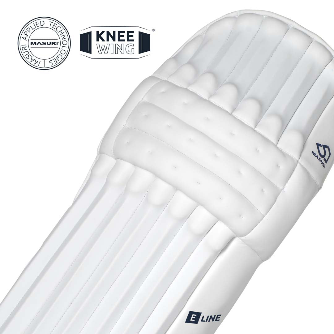 MASURI E LINE JUNIOR BATTING PADS