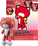 gunpla #01 Petit'Gguy Burning Red