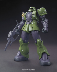 gunpla HG 1/144 #09 Zaku I (Denim/Slender Unit)