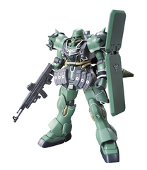 gunpla HG #122 Geara Zulu Guard Type