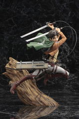 Preorder Scale Statue ARTFX J Eren Yeager Renewal Package ver.