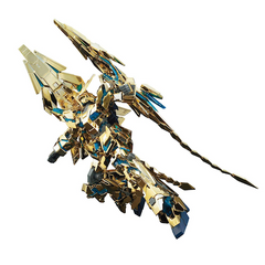 gunpla HG #217 Unicorn Gundam 03 Phenex (Destroy Mode) (Narrative Ver.)[Gold Coating]
