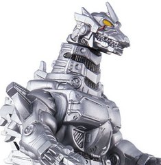 Action Figure Movie Monster: Mecha Godzilla 2004