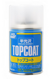gunpla Mr. Top Coat Gloss Spray