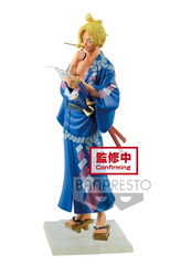 Preorder Scale Statue Banpresto Sabo A Piece of Dream #2 Magazine Figure