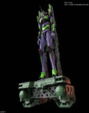 Preorder gunpla RG EVANGELION UNIT-01 DX TRANSPORT PLATFORM SET